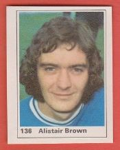 Leicester City Alistair Brown